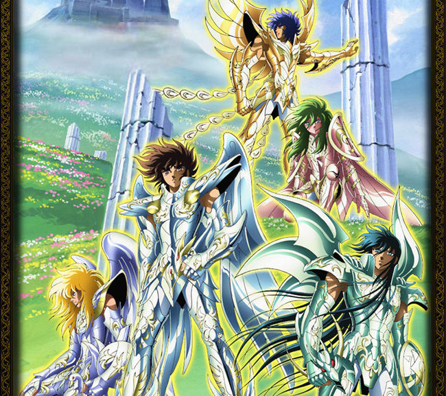 ¿Por qué el anime original termina en la saga de Poseidón y no continuó con la saga de Hades?