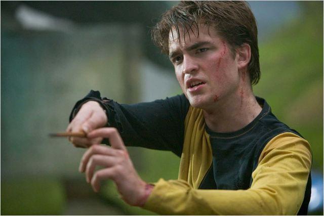 ¿En qué película de Harry Potter aparece Robert Pattinson?