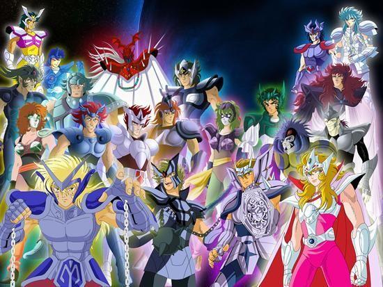 ¿Cuál de estos Caballeros de Plata es exclusivo del anime?