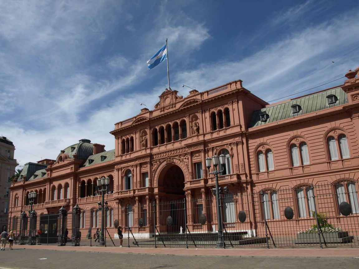 ¿Cuáles de estas personas fueron presidentes argentinos?