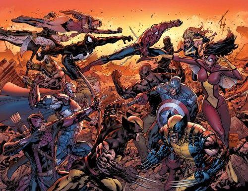 ¿Qué villano provocó la fuga en la balsa (prisión de supervillanos) por la que se unieron los nuevos vengadores?