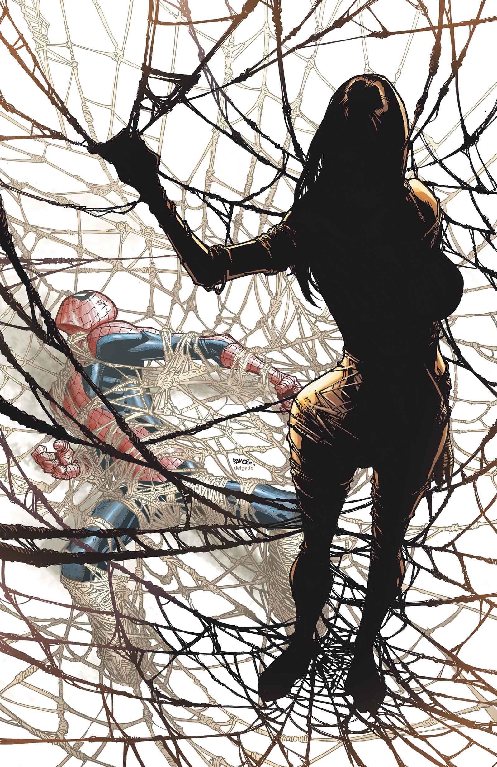¿Qué relación existe entre Seda y Spiderman?