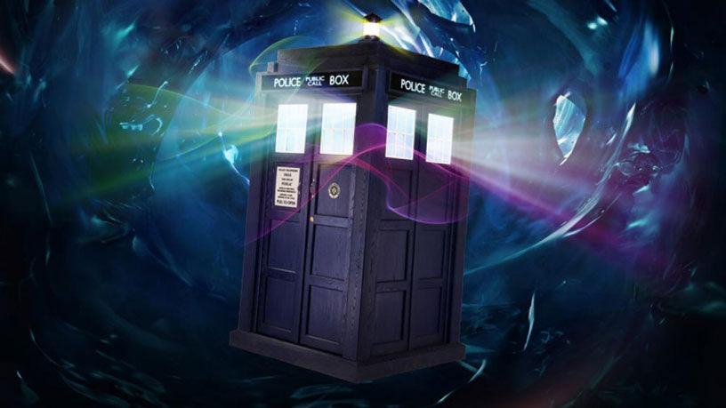 ¿Qué tipo de TARDIS pilota el Doctor?