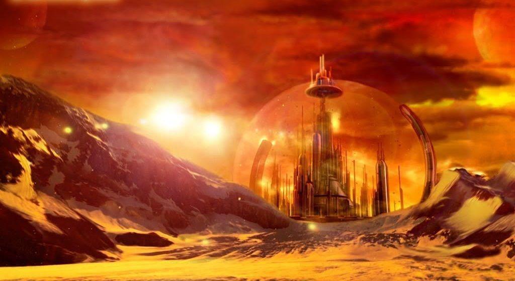 ¿De qué planeta proceden los Señores del Tiempo?