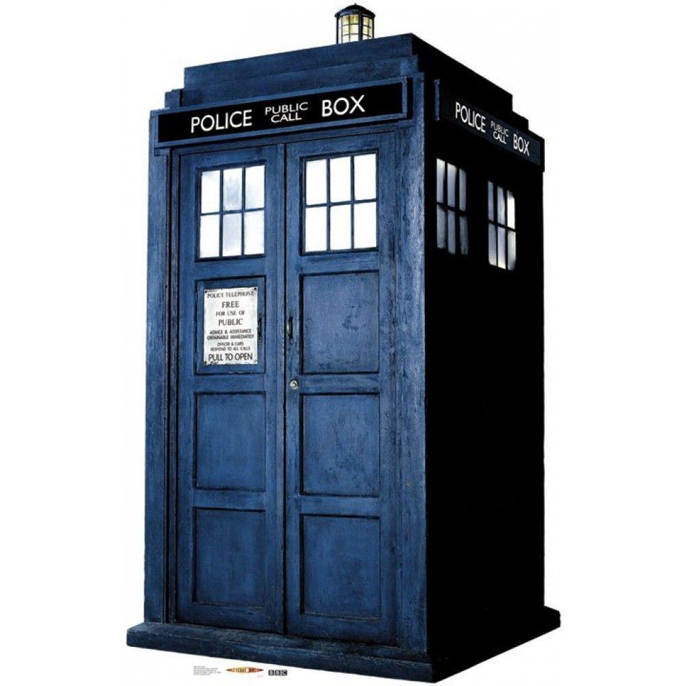 ¿Por qué la TARDIS del Doctor tiene siempre forma de cabina de policía?