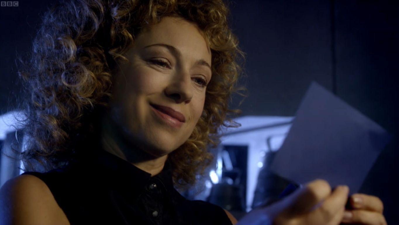 ¿De quién es hija la mujer del Doctor?