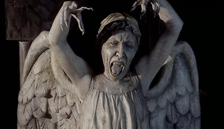 ¿Qué no puedes hacer si quieres sobrevivir a un Angel Lloroso?