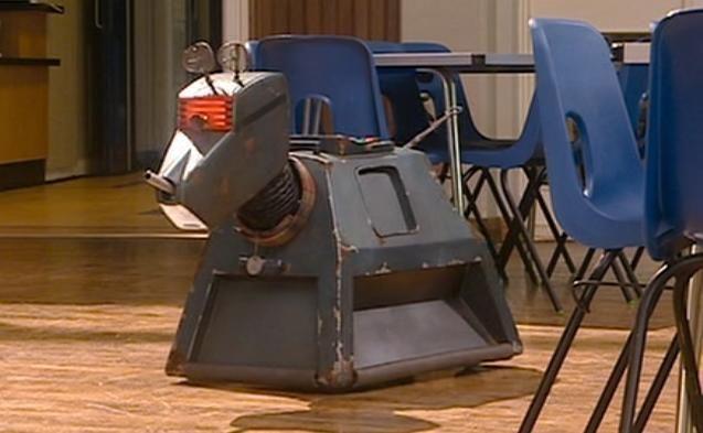 ¿Cómo se llama el siguiente robot?