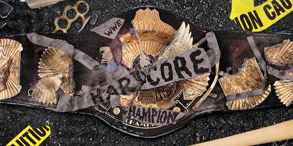 ¿Quién es la única mujer que ha ganado el WWE Hardcore championship?