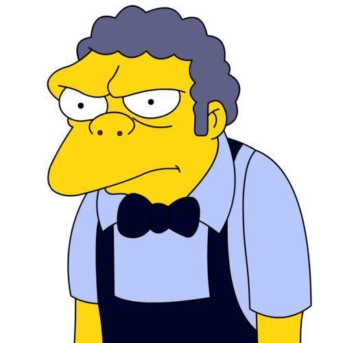 ¿A qué se dedicaba Moe antes de tener la taberna?