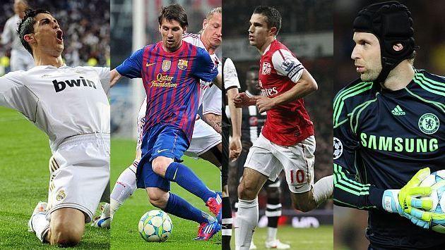 1214 - ENCUESTA ¿Cuál es tu equipo de fútbol favorito? [Versión Europa]