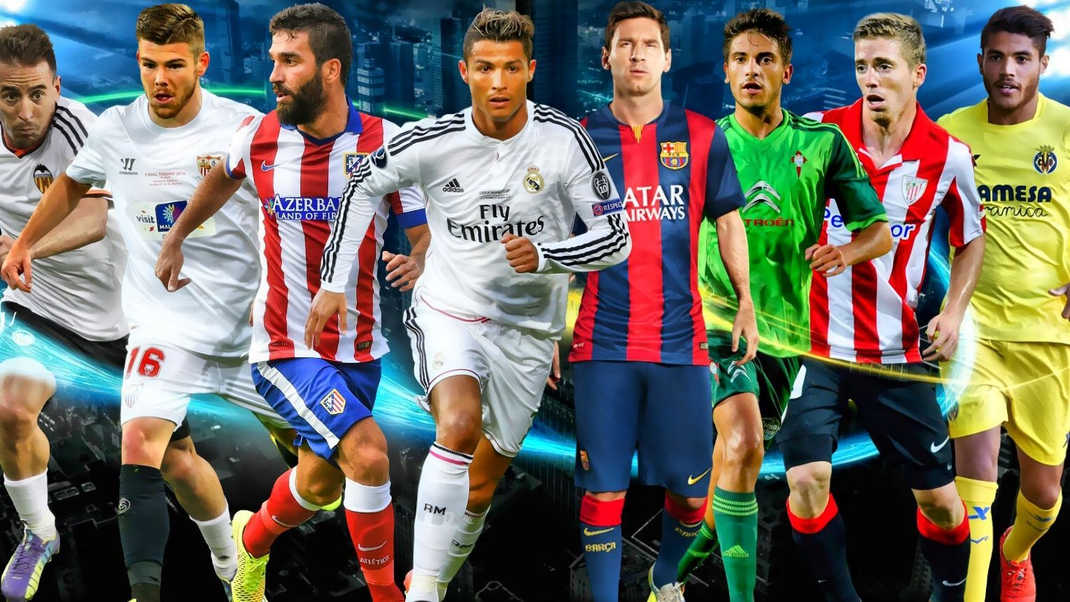¿Cuál es tu equipo favorito de España?