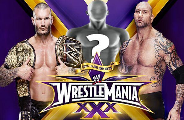 ¿Qué luchador participó primero en un combate individual y terminó la noche en el combate principal de Wrestlemania?