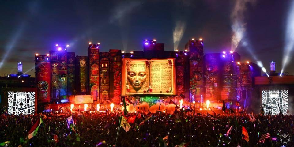 Una nueva edición de Tomorrowland se realizó en...