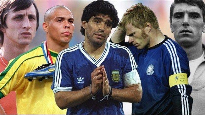 ¿Cuál de las siguientes selecciones ha sido más veces subcampeona de los mundiales?
