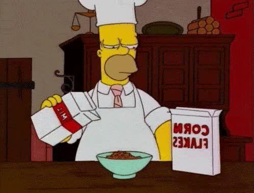 ¿Cómo se llama el coctel que se inventa Homer?
