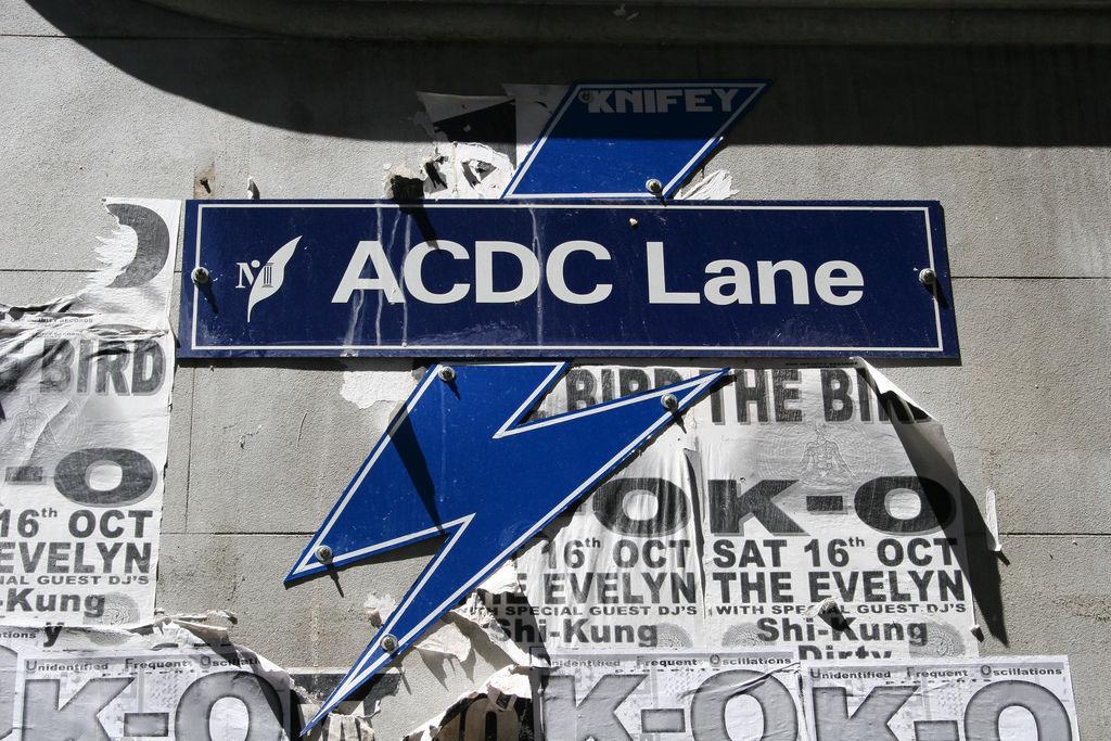 En dos ciudades del mundo hay una calle en honor a la banda. ¿En cuáles?