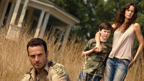 ¿Por qué sabe Rick que Lori y Carl están vivos?