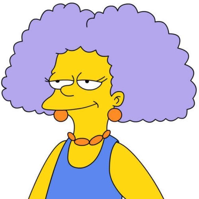 ¿Con cuál de los siguientes personajes no se casó Selma Bouvier?