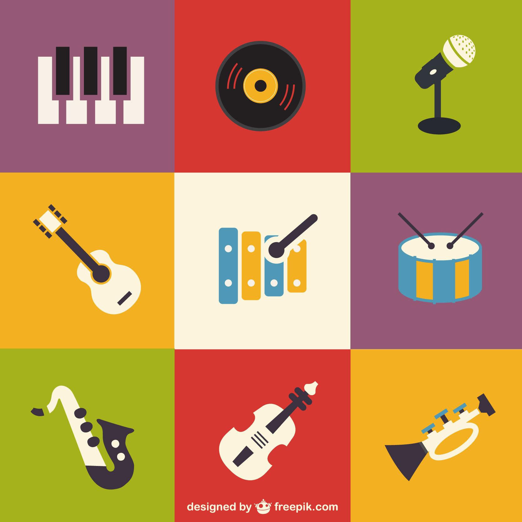 ¿Qué prefieres en el campo de la música? (Están por orden alfabético)