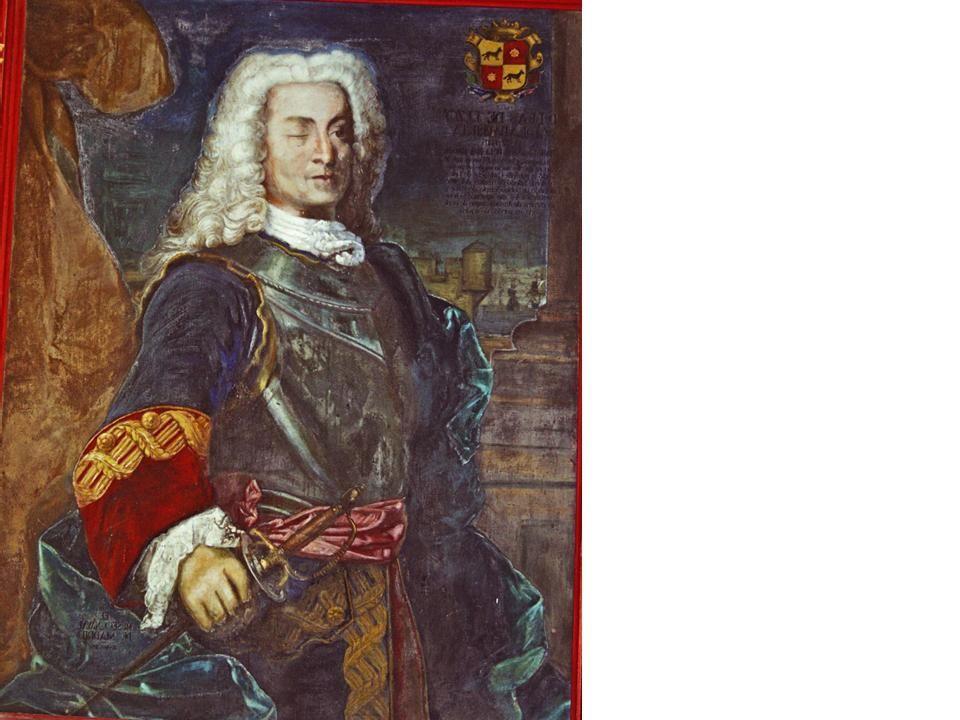 Blas de Lezo, con 3 600 hombres y 6 navíos, defendió la ciudad de Cartagena de Indias de...