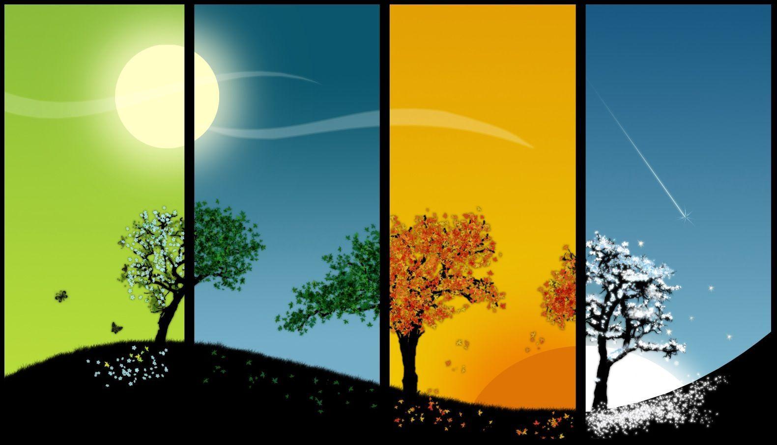 Y por último, ¿Cuál es tu estación del año favorita?