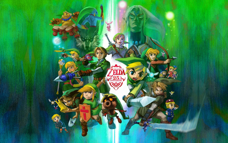 ¿Cuál es el nombre de el/la protagonista de The Legend of Zelda?