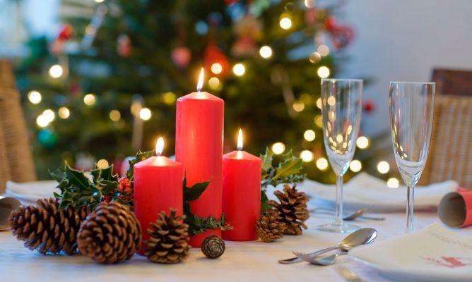 ¿Que objeto no puede faltar en tu cena de navidad?