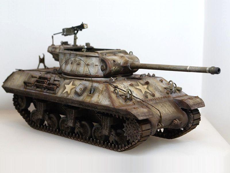 ¿Cuál de estos blindados de la segunda guerra mundial perteneció a los Estados Unidos?