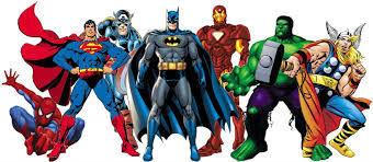 ¿Cuál de los siguientes super héroes prefieres?