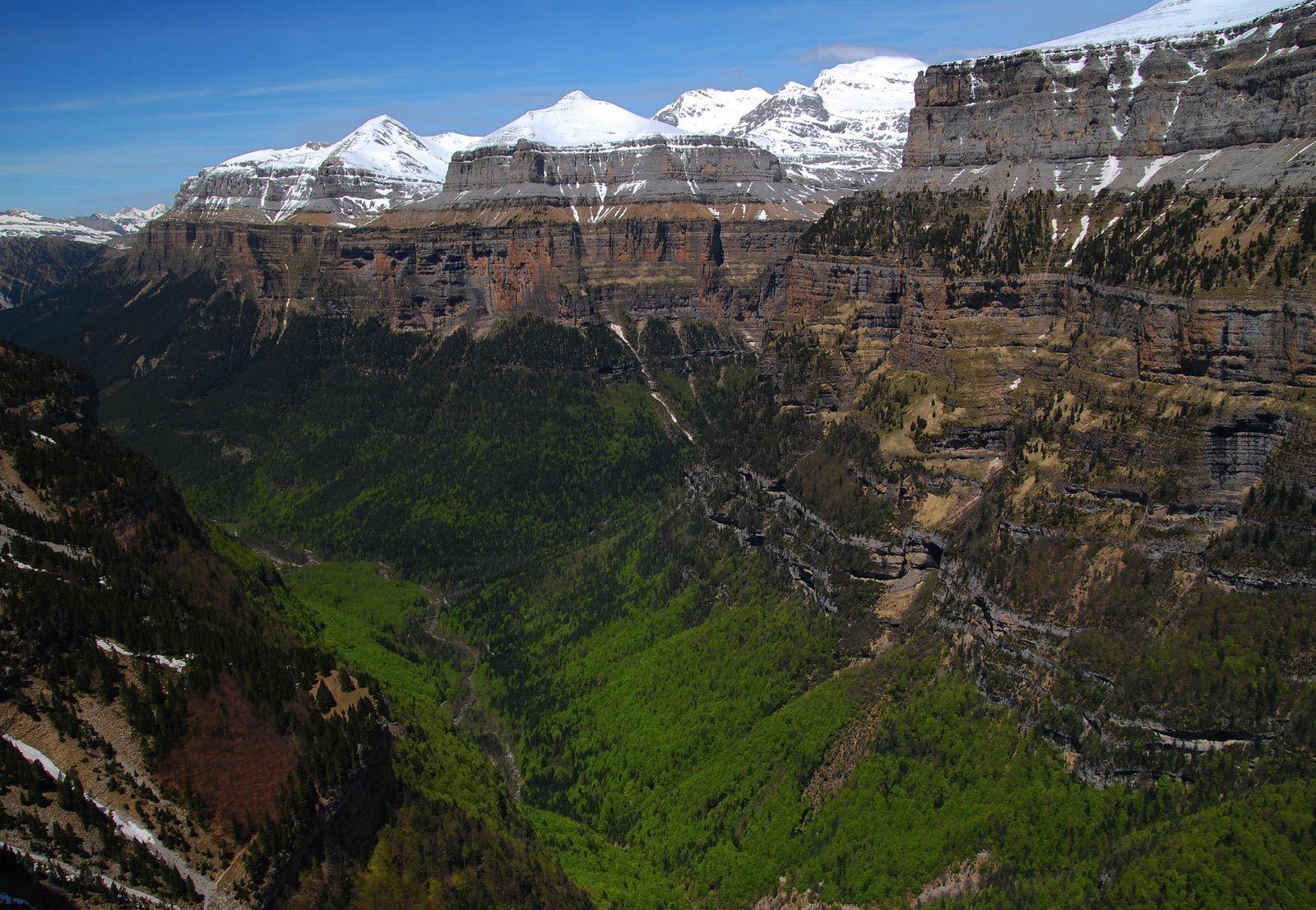 ¿Dónde puedes encontrar este paisaje?