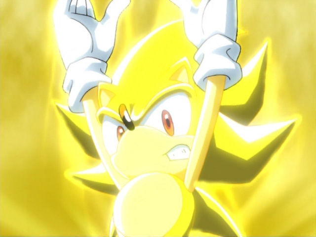 ¿Qué necesita Sonic para transformarse en Super Sonic?