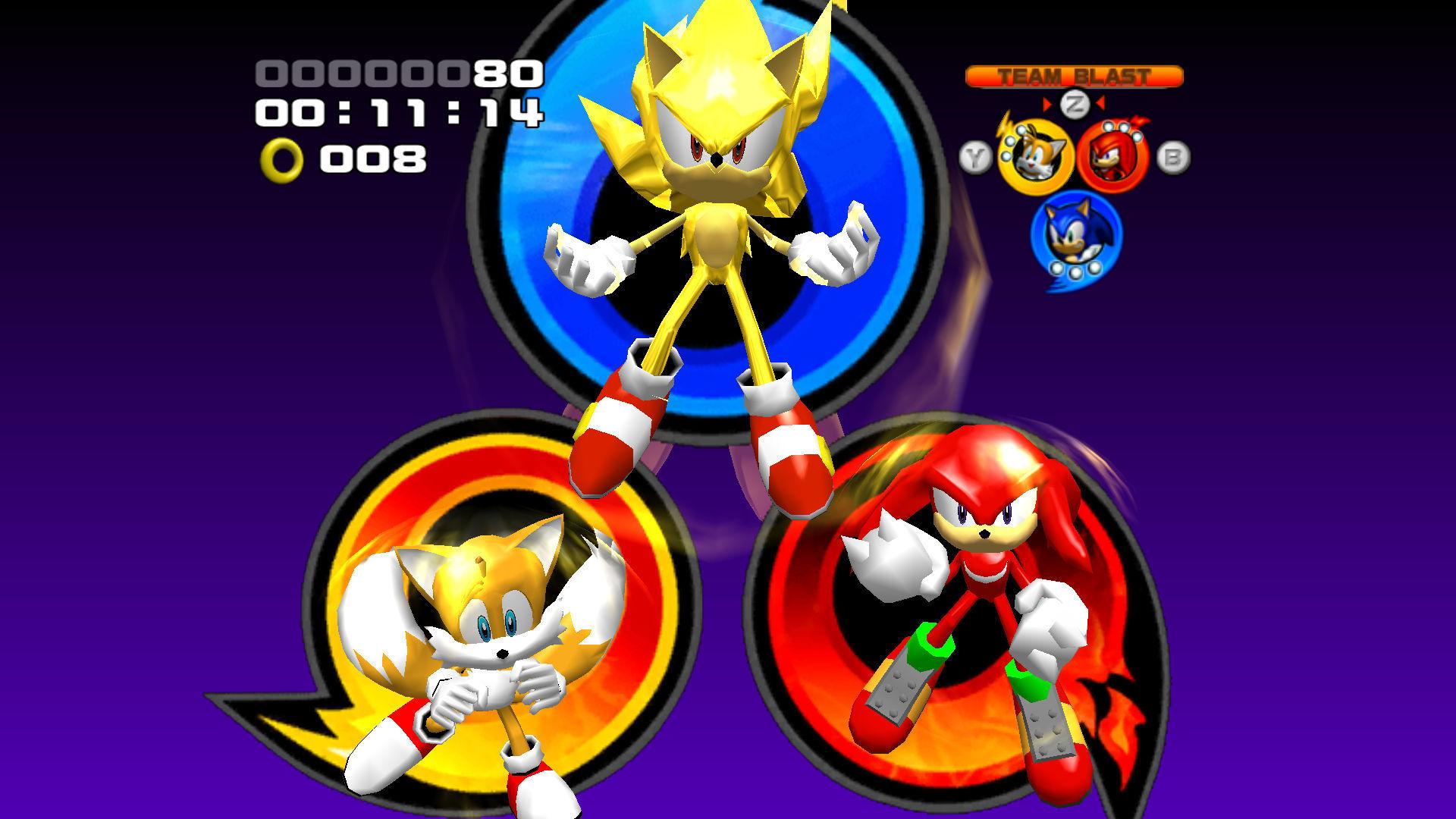 ¿Cuál de las siguiente canciones suena en el Final Boss del videojuego Sonic Heroes?