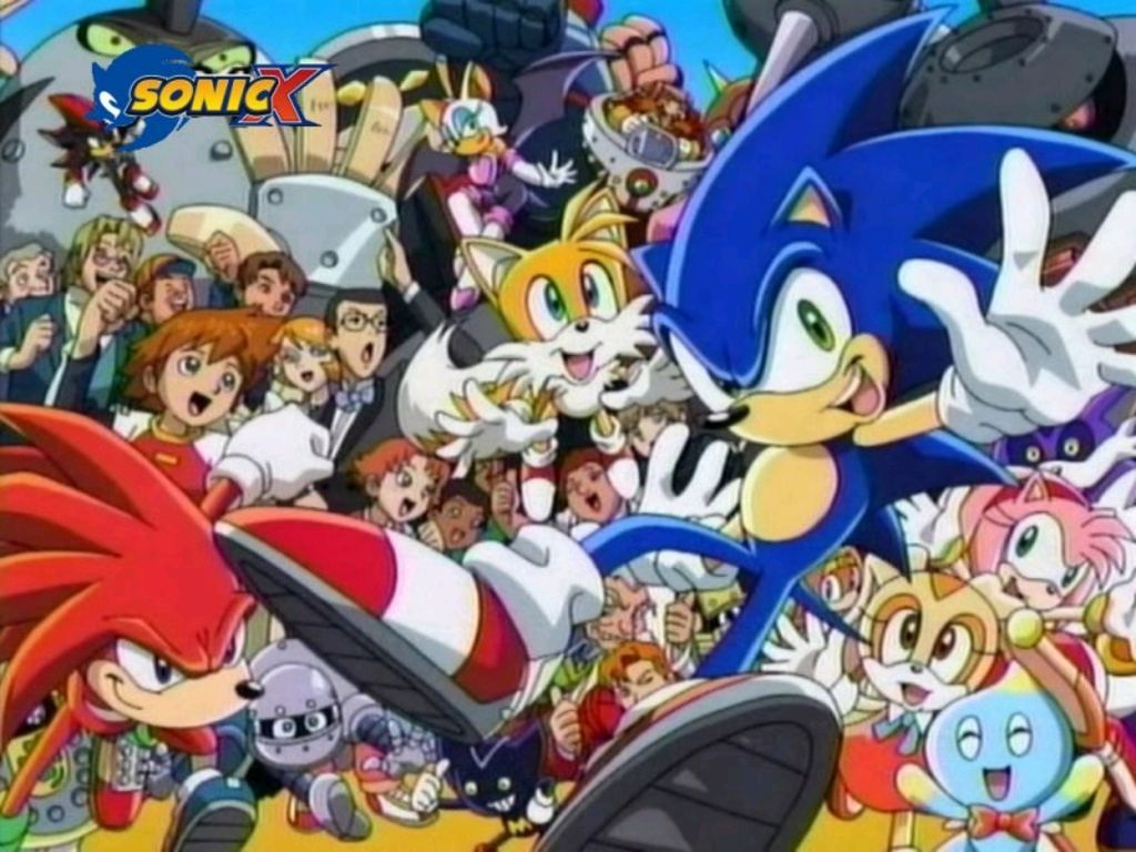 ¿Cuántas series animadas de Sonic existen hasta la fecha?