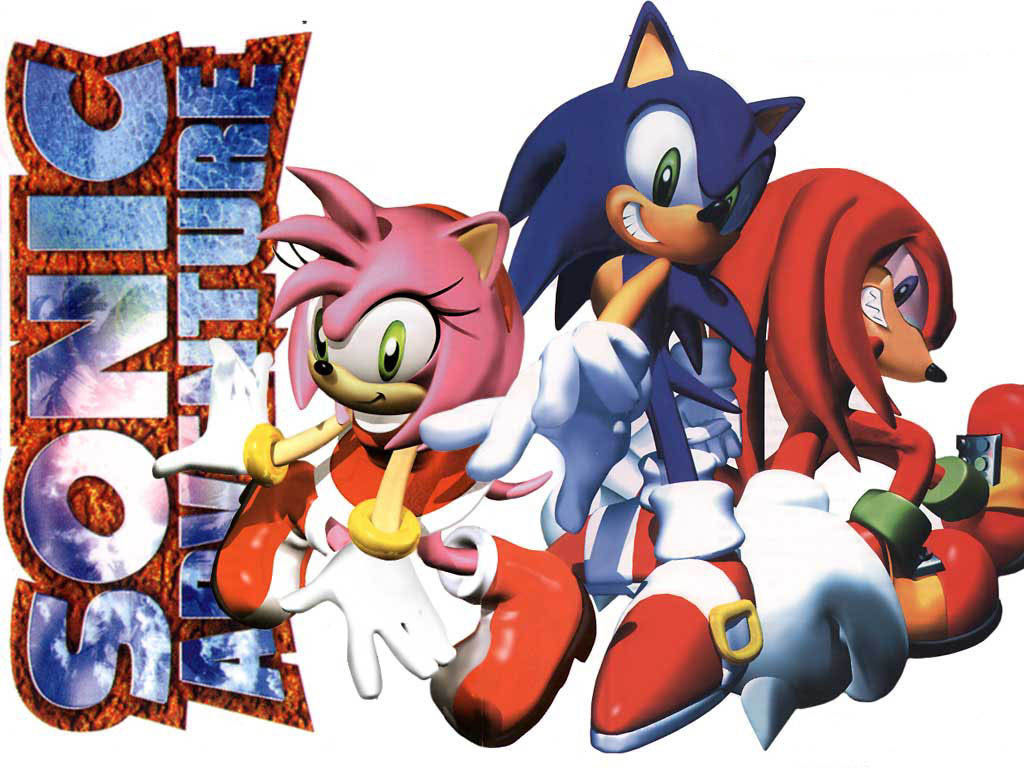 ¿A dónde viajó el Sonic Team para coger ideas y realizar el juego Sonic Adventure?