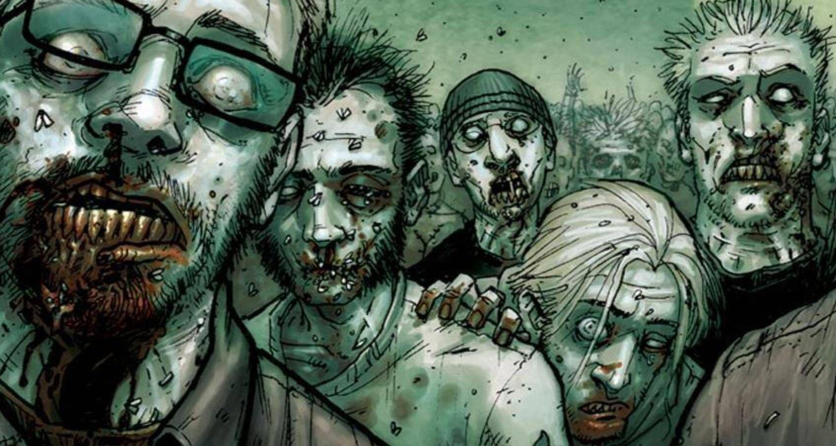 En tu trayecto de buscar suministros y/o un lugar seguro, te encuentras con un grupo de zombies.