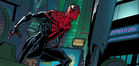 ¿A quién se le conoció por un tiempo como superior Spiderman?