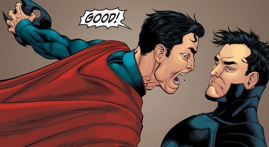 ¿Qué personaje se rompe el cuello por accidente en Injustice Gods Among Us Year One?