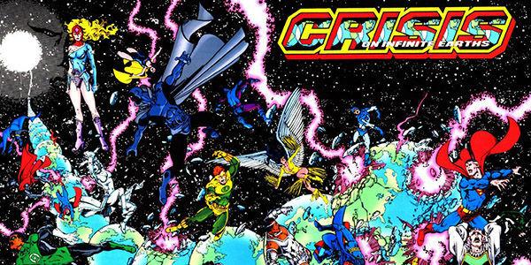 ¿Quién es el antagonista en Crisis on Infinite Earths?