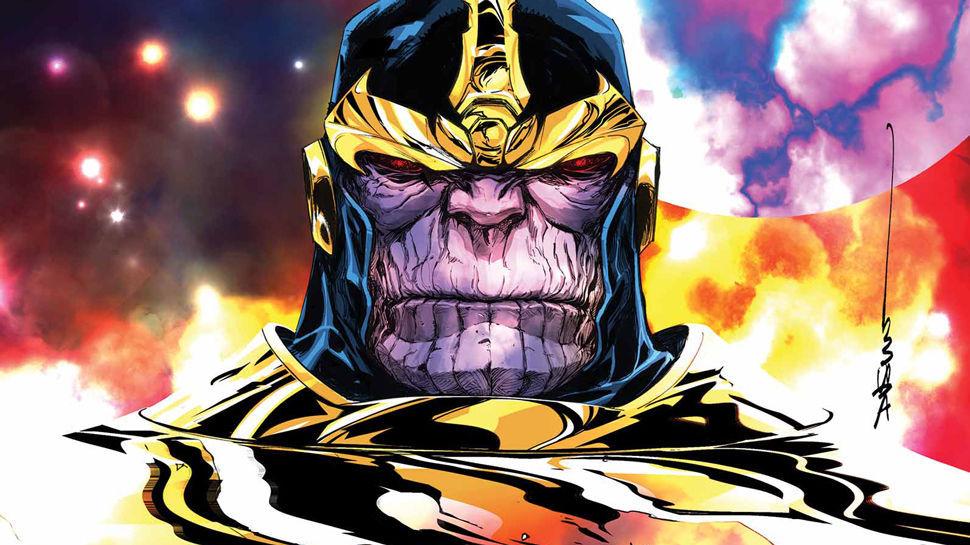 ¿Cuál es el nombre del único hijo bastardo a un con vida de Thanos?
