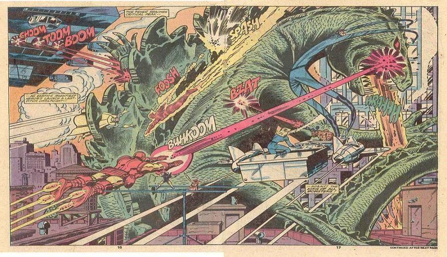 ¿Quién se encarga de limpiar los daños dejados por las peleas de los superhéroes?