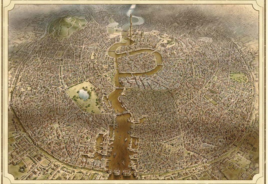 ¿Cómo se llama la ciudad más grande del Mundodisco?