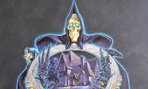 En las traducciones hubo varios cambios durante la saga pero, definitivamente, el género de Muerte es...