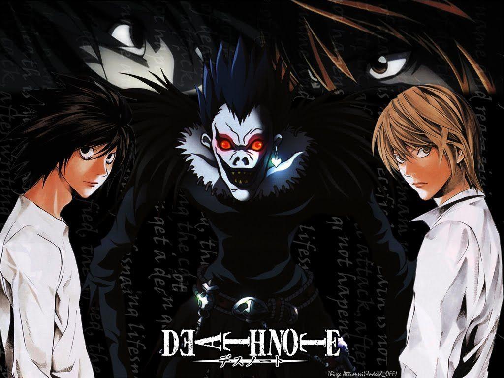 1497 - ¿Cuánto sabes de Death Note?