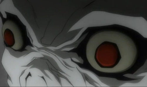 ¿Cuál es el precio a pagar para obtener los ojos de un shinigami?