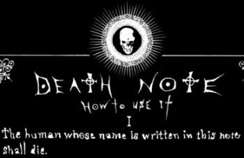 ¿Cuál de estas reglas de la Death Note es falsa?