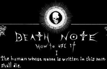 ¿Cuál de estas reglas de la Death Note es falsa?