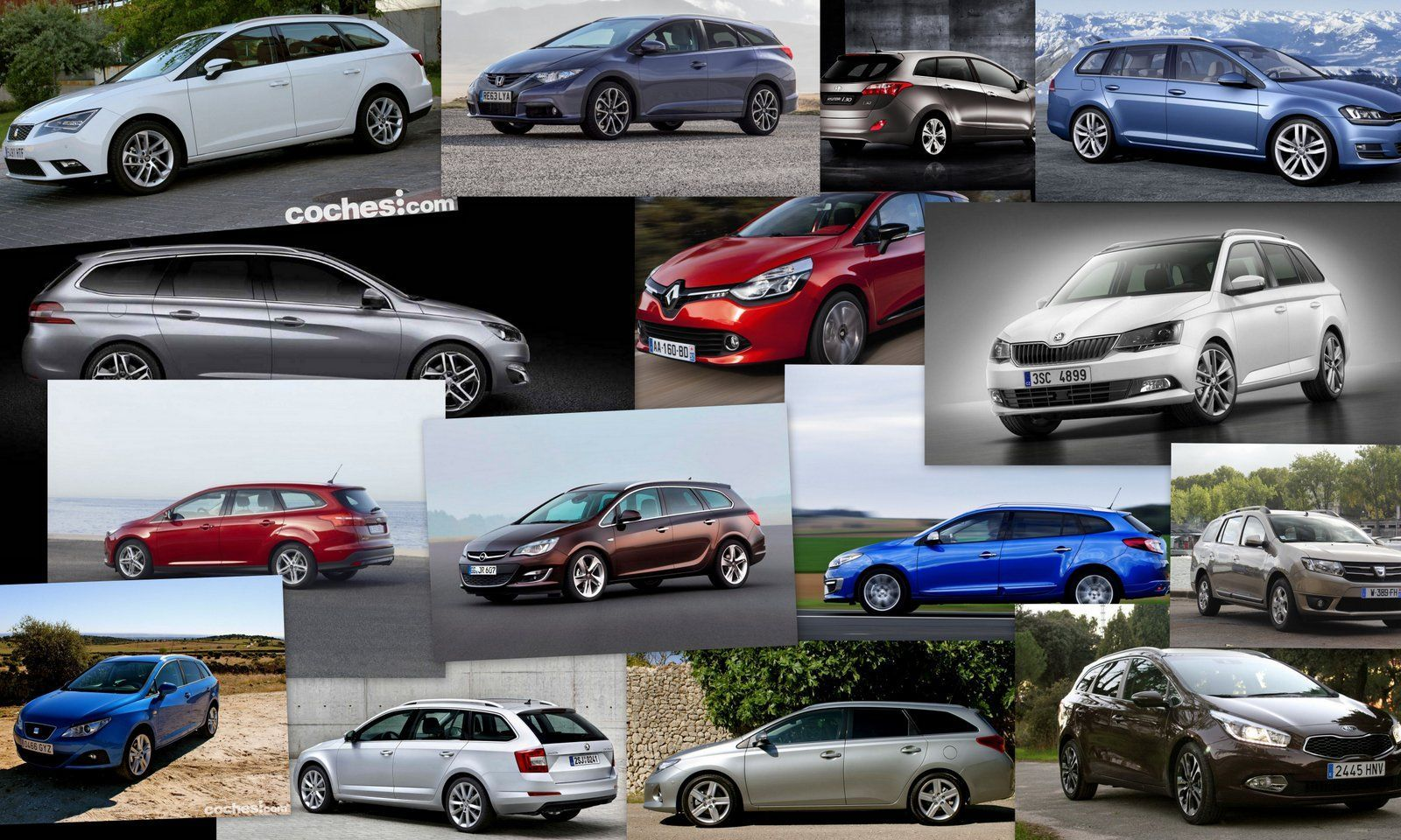 1540 - ¿Qué coche te pega más?