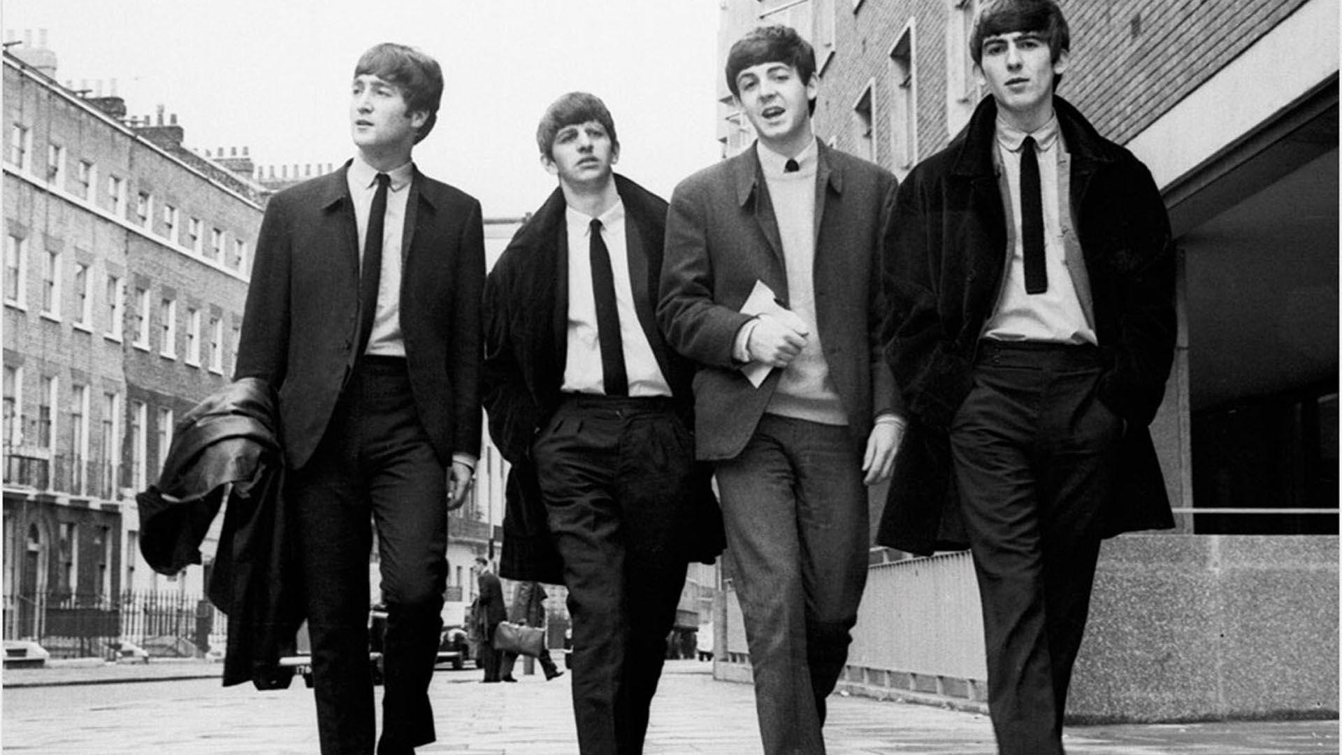 ¿Dónde obtuvieron The Beatles sus inicios de popularidad?