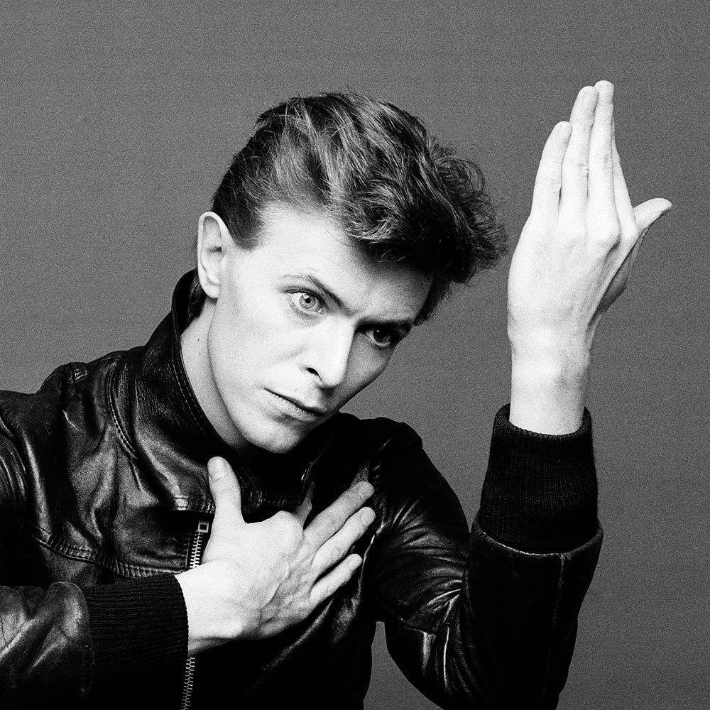 ¿En qué película no aparece el cantante/actor David Bowie?